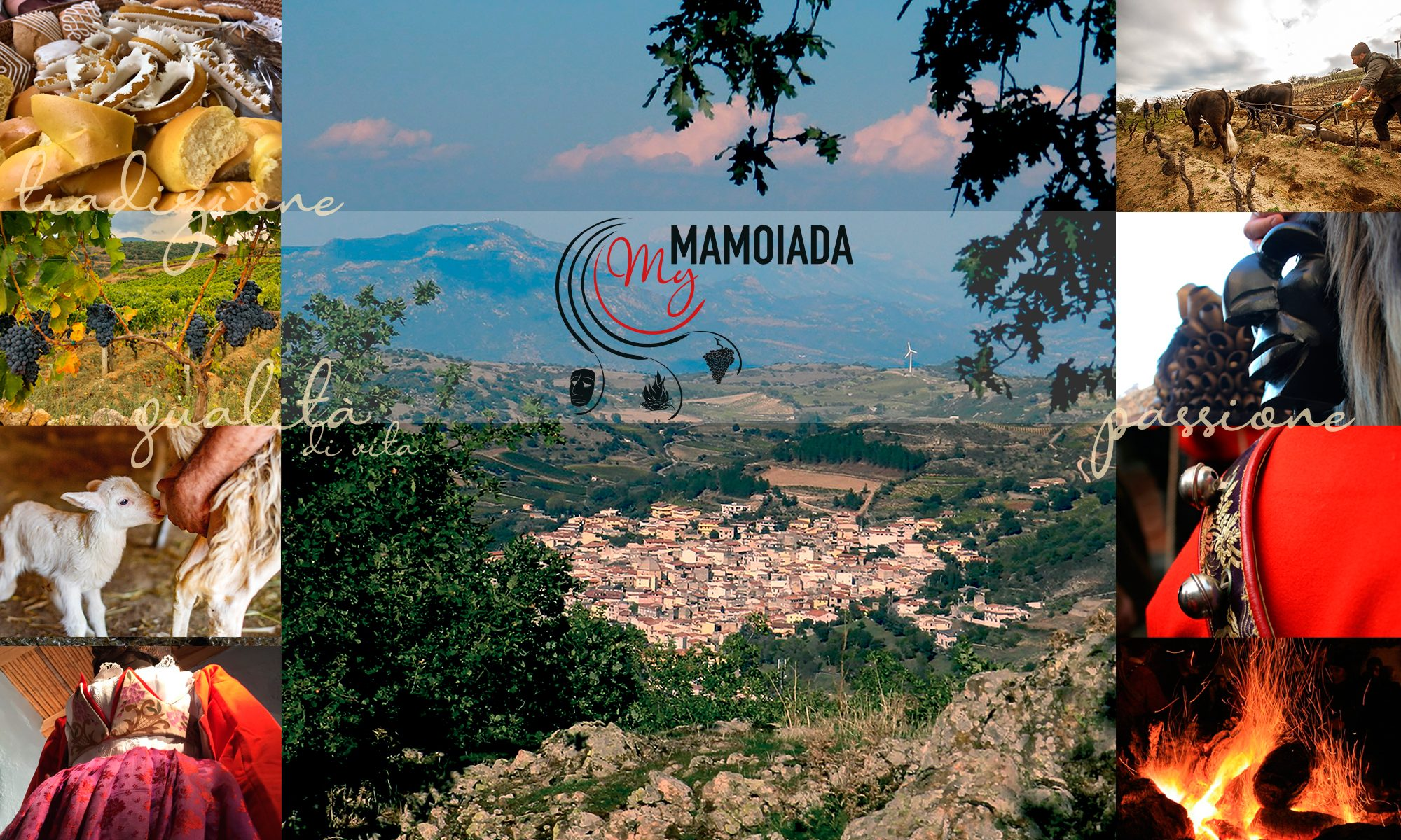 Welcome to Mamoiada, at the heart of Sardinia!